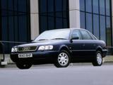 Audi A6 (Ауди А6), 1994-1997, Седан