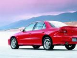 Chevrolet Cavalier III (J), 1995-н.в., Седан
