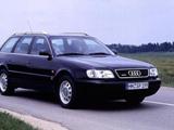 Audi A6 (Ауди А6), 1994-1997, Универсал