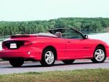 Pontiac Sunfire Cabrio, 1996-2000, Кабриолет