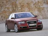 Audi A6 (Ауди А6), 2004-н.в., Седан