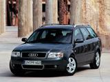 Audi A6 (Ауди А6), 1997-2004, Универсал