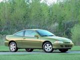 Chevrolet Cavalier Coupe III (J), 1995-н.в., Купе