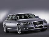 Audi A6 (Ауди А6), 2004-н.в., Универсал
