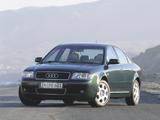 Audi A6 (Ауди А6), 1997-2004, Седан