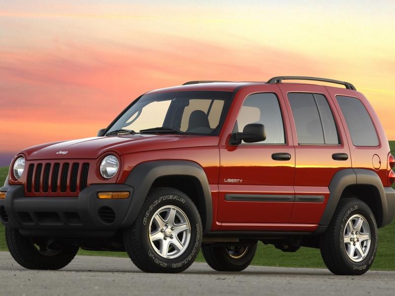 Jeep Liberty: ідеальний автомобіль для укаінскіх доріг