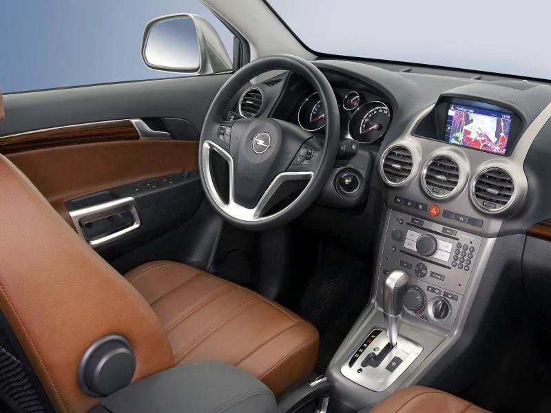 Фотографии Opel Antara 2.4 Enjoy…