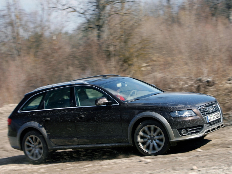 Фотография автомобиля Audi A4 с кузовом A4 allroad. Обои ...: http://zabaranku.ru/autocatalog/photo/audi/a4/173/3138.html